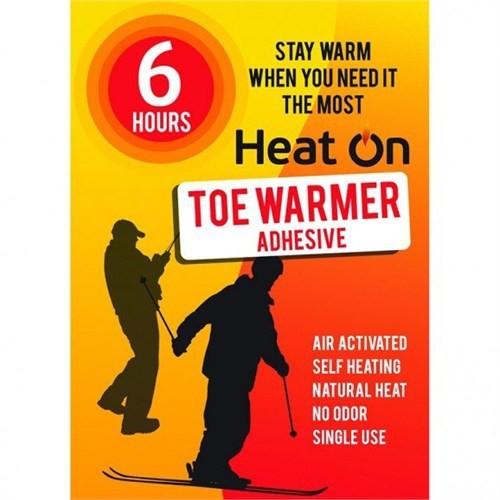 Heat-On Tek Kullanımlık Ayak Isıtıcı (6 Saat)