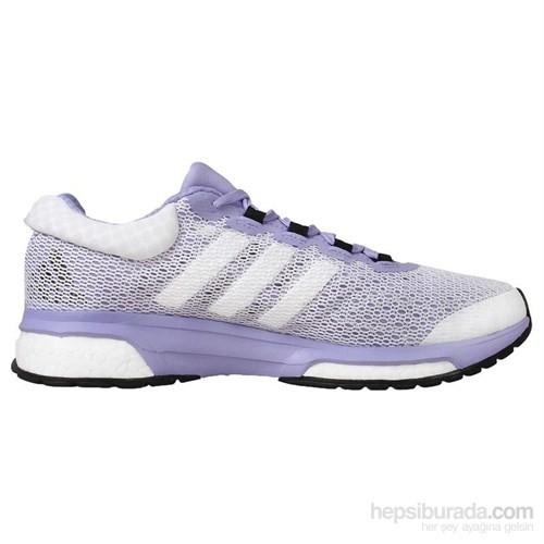 Adidas Response Boost W Cwhite-Cwhite-Glopur Kadın Ayakkabı