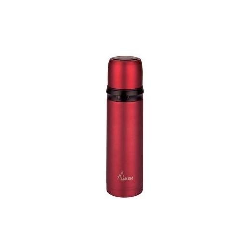 Laken Çelik Termos 0,75L Kırmızı LK180075R