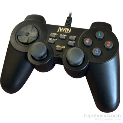 Jwin Usb-1130 Titreşimli Pc Gamepad