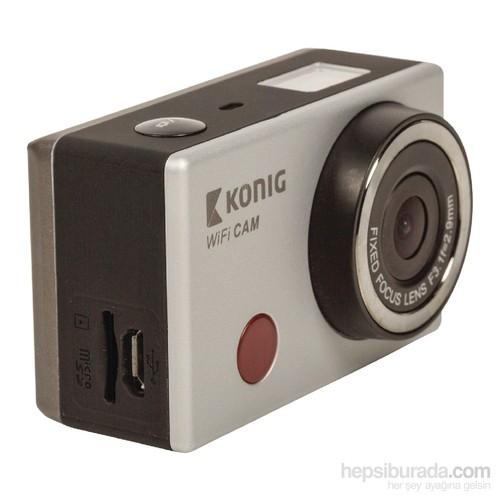 König Full HD Aksiyon Kamera 1080P Waterproof WIFI (GLCSACW100)