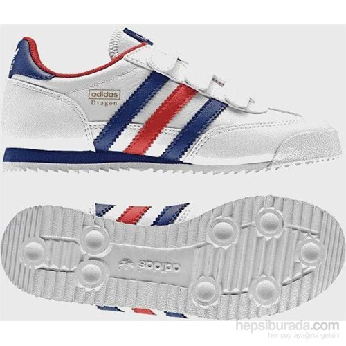 Adidas G95077 Dragon Çocuk Ayakkabısı