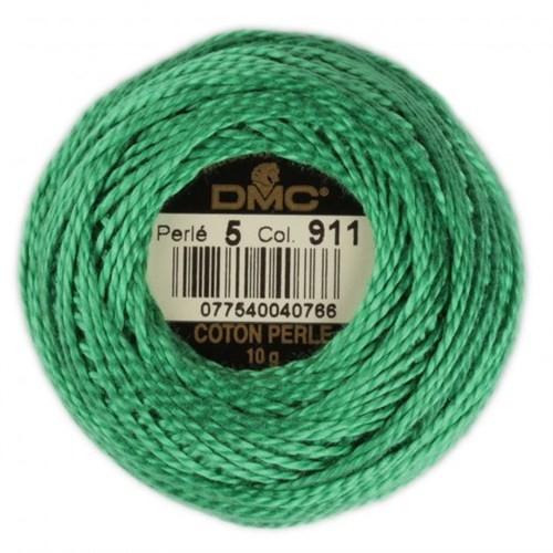 Dmc Koton Perle Yumak 10 Gr Yeşil No:5 - 911