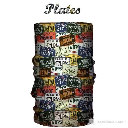 Narr Plate Bandana