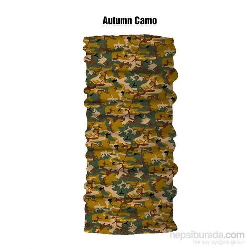 Narr Autumn Camo Bandana
