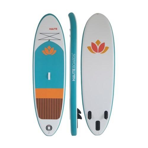 Haute Boards Lotus SUP YOGA ( Kürek Sörfu - Paddle Board ) Tahtası 9'6 - Ayar. Alum. Kürek
