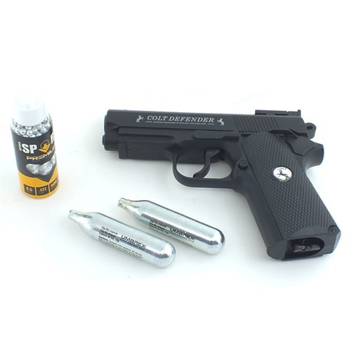 Umarex Colt Defender Havalı Silah Tabanca Seti