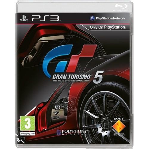 Gran Turismo 5 Türkçe Ps3