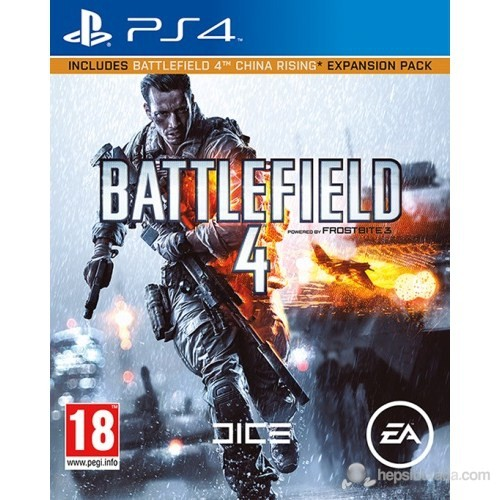 Battlefield 4 Limited Edition Ps4