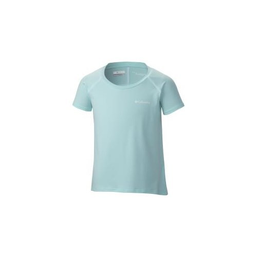 Columbia Ag6992 Girl S Silver Ridge Short Sleeve Tee