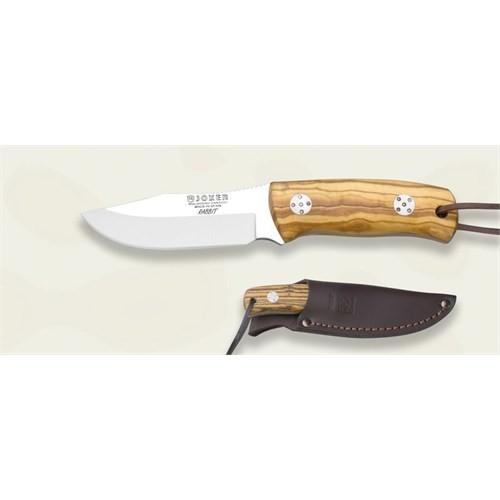 Joker Rabbit Zeytin Ağaç Saplı Bıçak