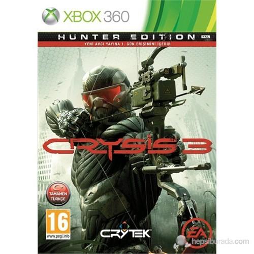 Crysis 3 Hunter Edition Türkçe Xbox 360