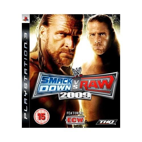 Smackdown Vs Raw 2009 Psx3