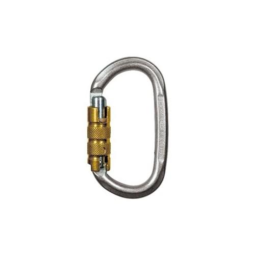 Ct Celık C/F Oval Karabına Trı-Lock