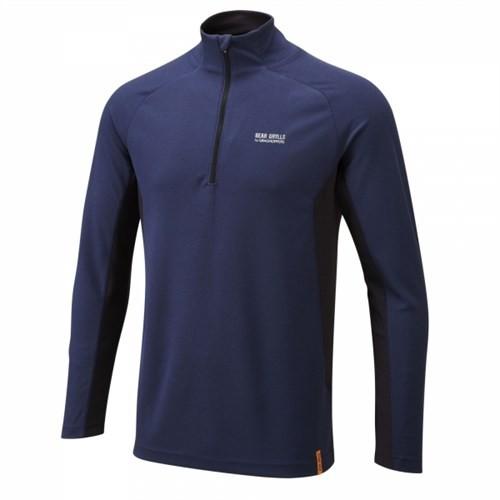 Bear Grylls Bearls Techn Top U.Kollu T-Shirt