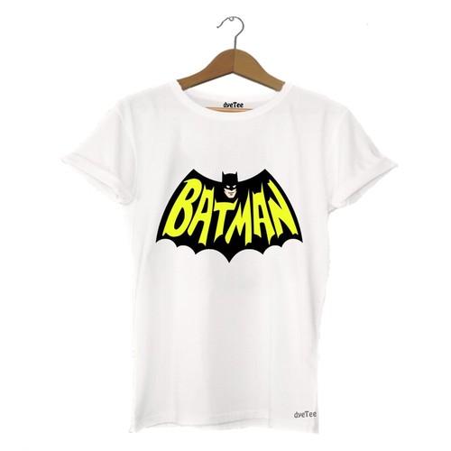Dyetee Batman Trend Erkek T-Shirt