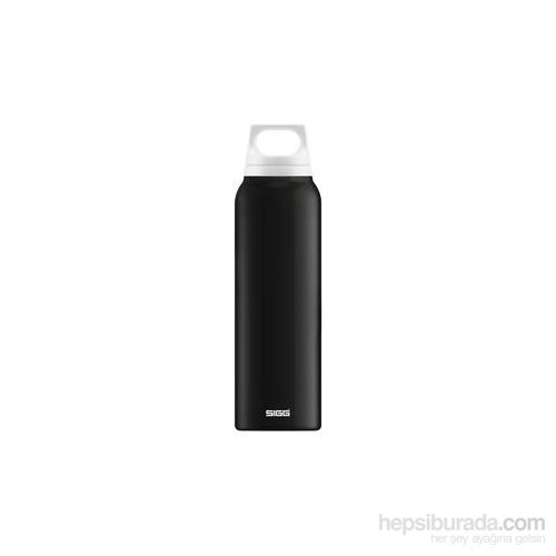 Sigg Hot Cold Black 0.5 L Termos