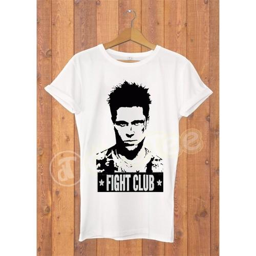 Dyetee Fight Club Erkek T-Shirt