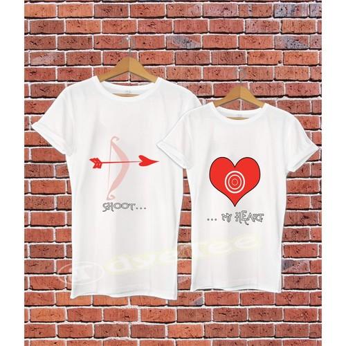 Dyetee Ok Yay İkiz T-Shirt