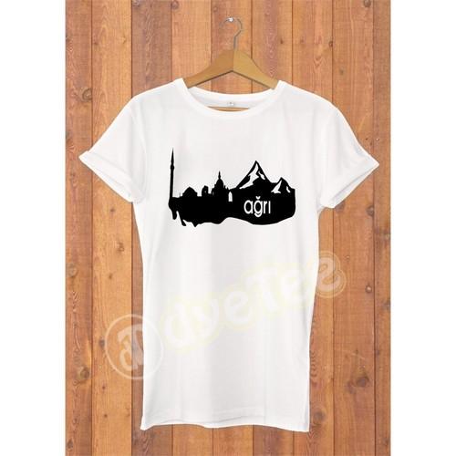 Dyetee Ağrı Erkek T-Shirt