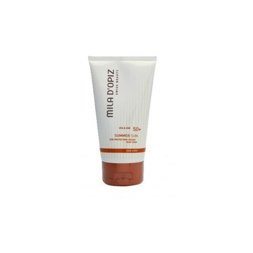 Mila D'opiz Sun Care Sun Protection Cream Spf 50 -