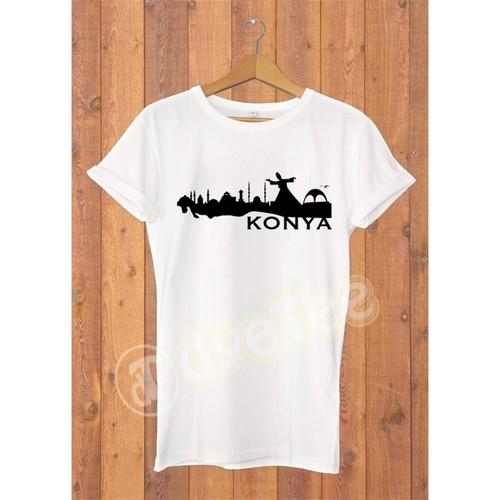 Dyetee Konya 2 Erkek T-Shirt