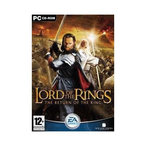 Lotr return of the king pc