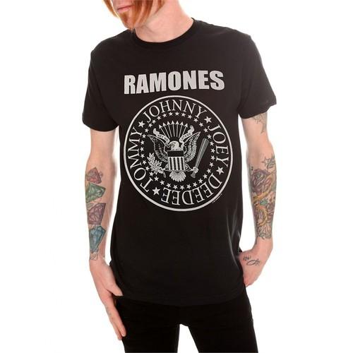 Köstebek Ramones Erkek T-Shirt