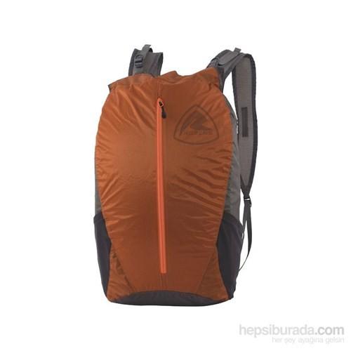 Robens Zip Dry Pack Burnt Orange Turuncu Sırt Çantası RBN370007