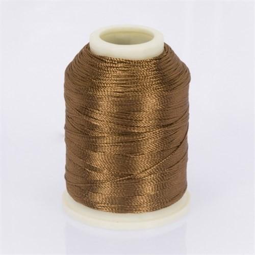 Altınbaşak Kahverengi 20 Gr Polyester Dantel İpliği - 396