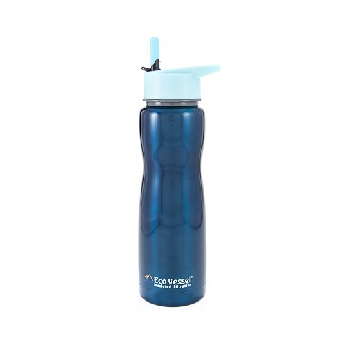 Eco Vessel Aqua Vessel - Insulated Filtre Bottle 0,75 Lt Termos