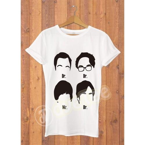 Dyetee Big Bang Mr Erkek T-Shirt