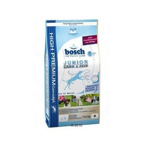 Bosch Kuzu Etli Pirinçli Yavru Köpek Maması 3 Kg