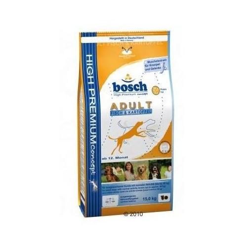 Bosch Balıklı Patatesli Yetişkin Köpek Maması - 3Kg