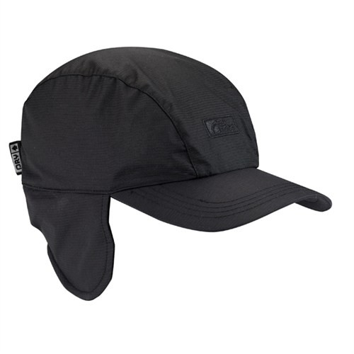 Trekmates Dry Trapper Cap Stch1 / Siyah - L/Xl
