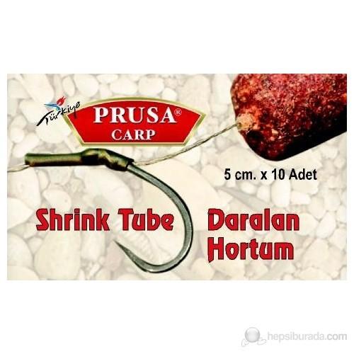 Prusa Carp Shrink Tube (Clear) - Şeffaf Daralan Hortum Large