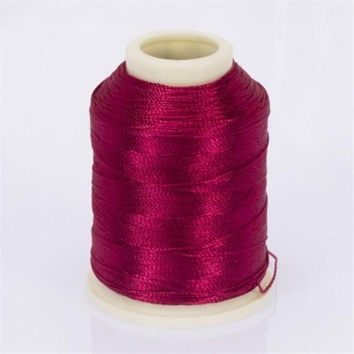 Altınbaşak Koyu Kırmızı 20 Gr Polyester Dantel İpliği - 793
