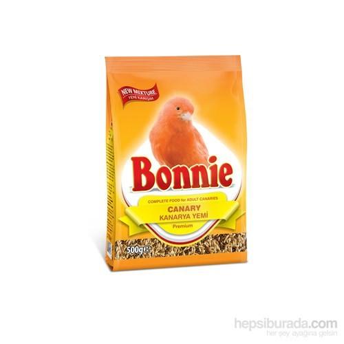Bonnie Kanarya Kuş Yemi 500 Gr
