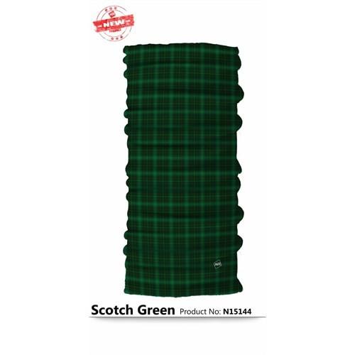 Narr Scotch Green Bandana