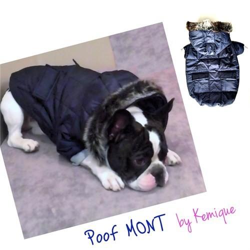 Poof By Kemique Köpek Montu Lacivert 2Xl