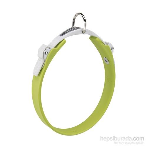 Ferplast Ergoflex C22/42 Green Collar Ayarlınabilir Köpek Tasması Yeşil