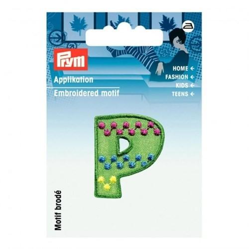 Prym P Harfi Desenli Aplike - 924246