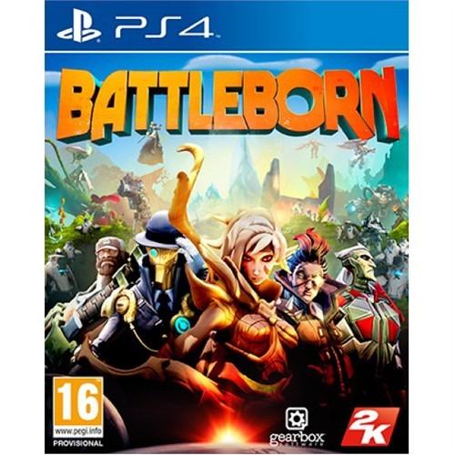 Ps4 Battleborn