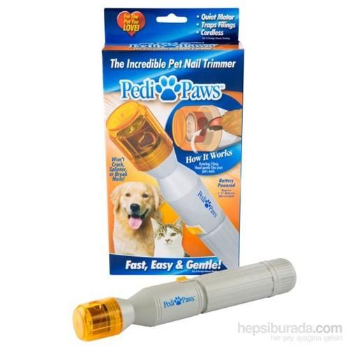 Pedi Paws Kedi Köpek Pilli Tırnak Törpüsü