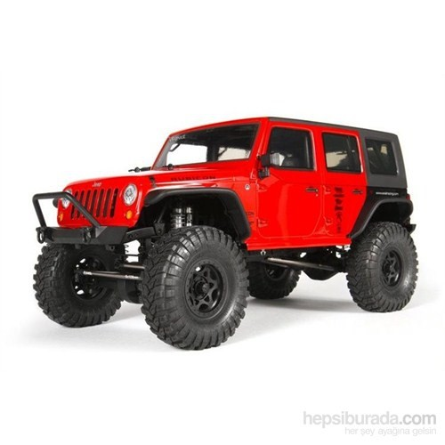 Axial Scx10 Jeep Wrangler 1/10 Rock Crawler Kit 4Wd Çeker