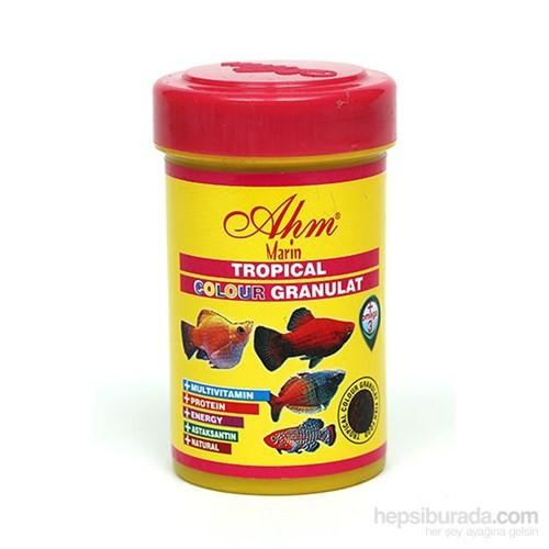 Tropical Colour Granulat 100 Ml Balık Yemi