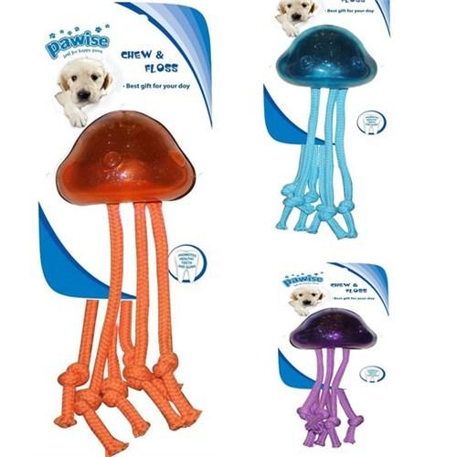 Pawise Denizanası Diş İpi Köpek Oyuncağı 25 Cm