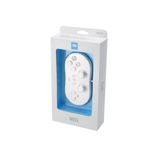 Wii Classic Controller White
