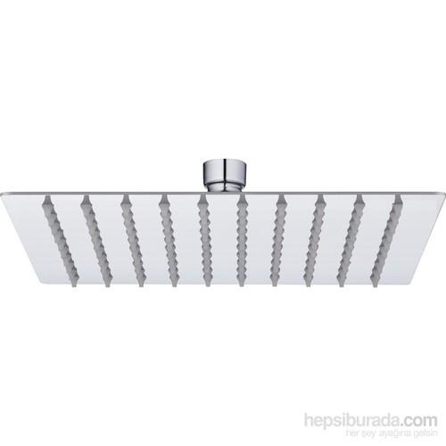DUXXA Slim 15x15 cm Tepe Duş Başlığı