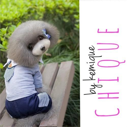 Kemique Bb Navy Tulum - Chique By Kemique